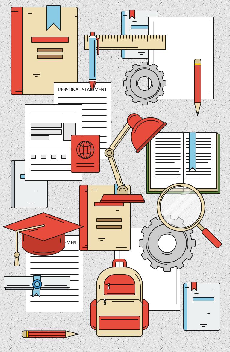 иконки на тему образования